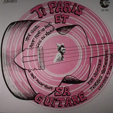 TI PARIS ET SA GUITARE - S/T LP