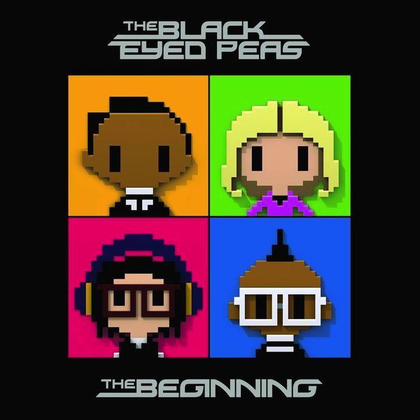 BLACK EYED PEAS - THE BEGINNING 2LP