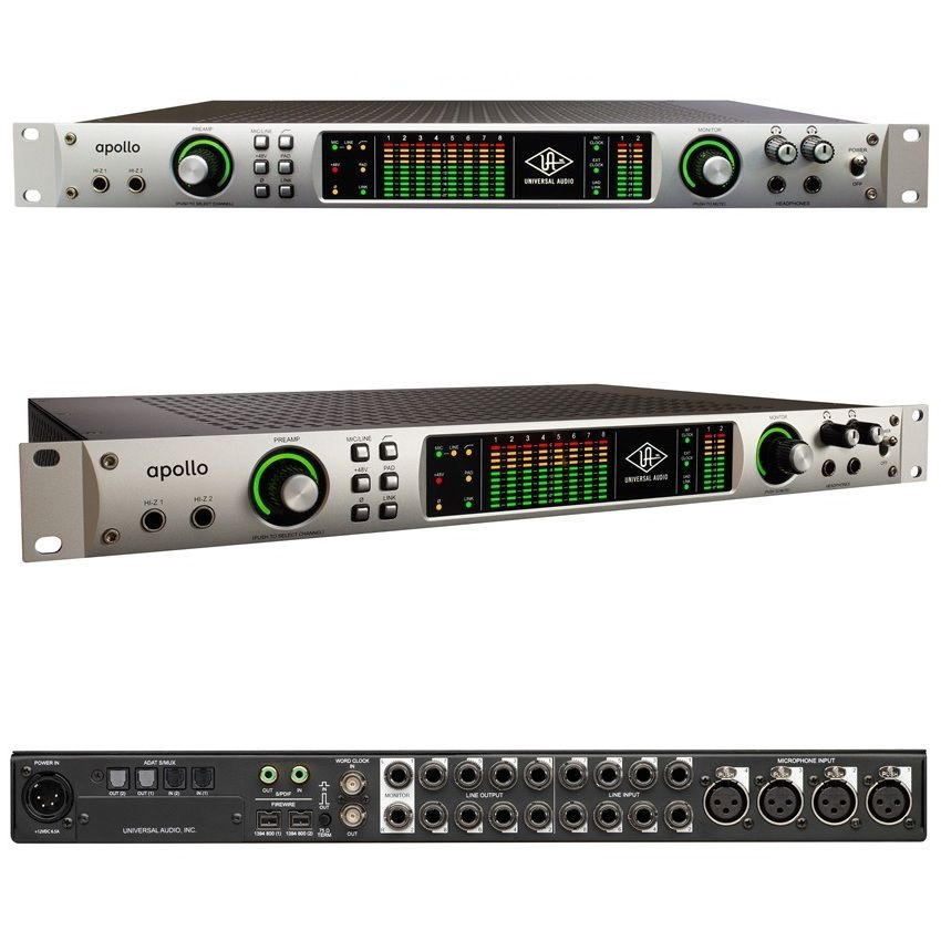 Universal Audio - Apollo Quad Firewire