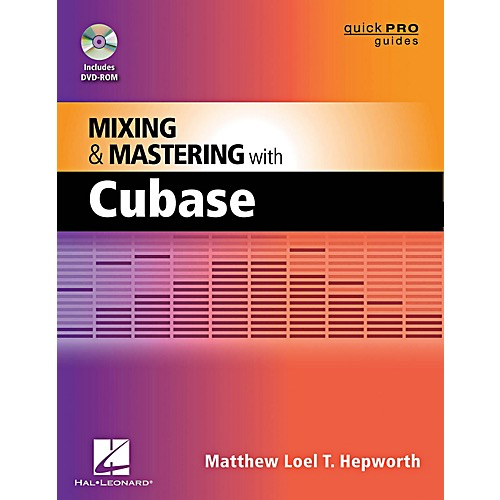 Mixing & Mastering with Cubase