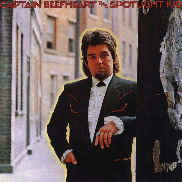 CAPTAIN BEEFHEART - THE SPOTLIGHT KID LP