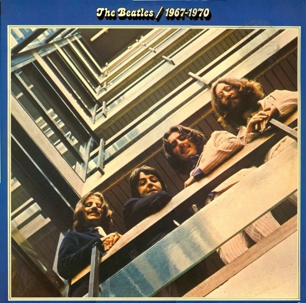 BEATLES 1967-1970 2LP
