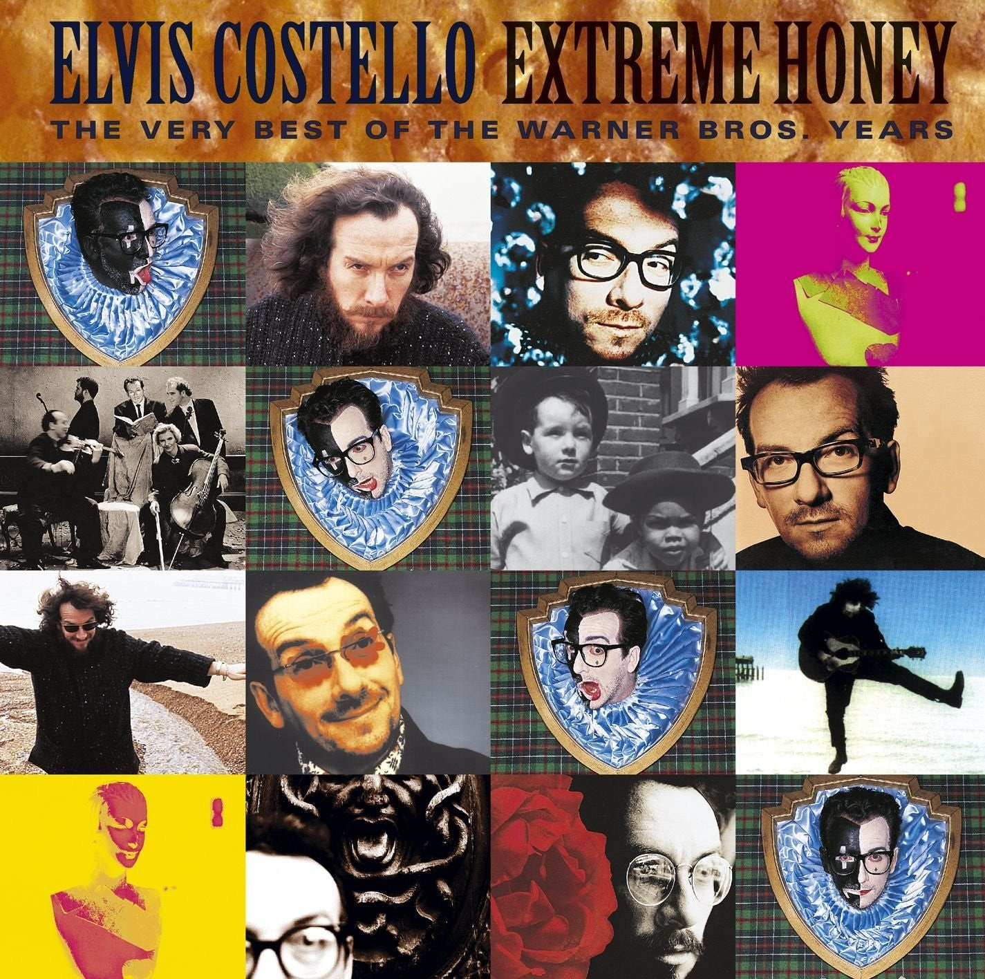 ELVIS COSTELLO - EXTREME HONEY 2LP