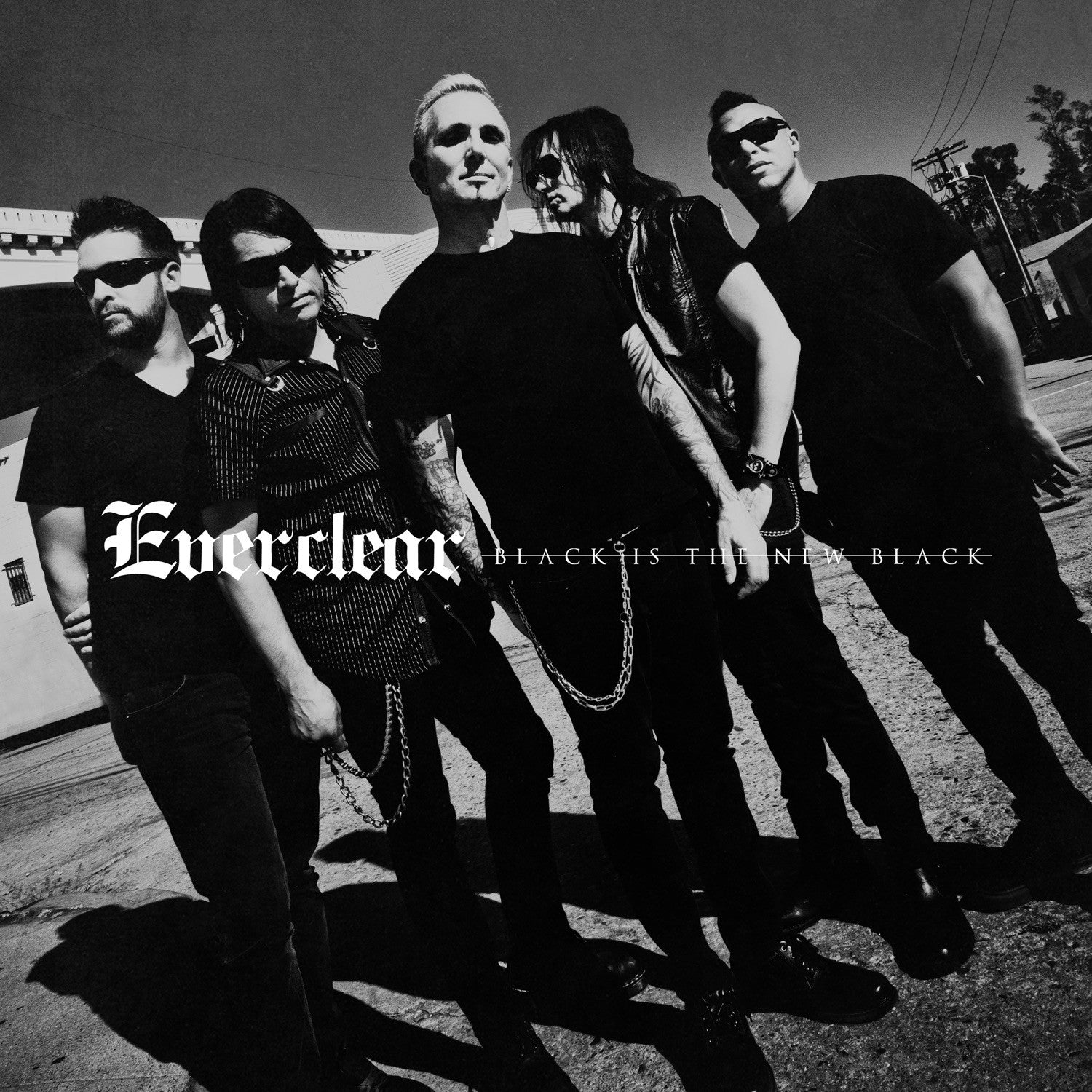 EVERCLEAR/BLACK IS THE NEW BLACK LP