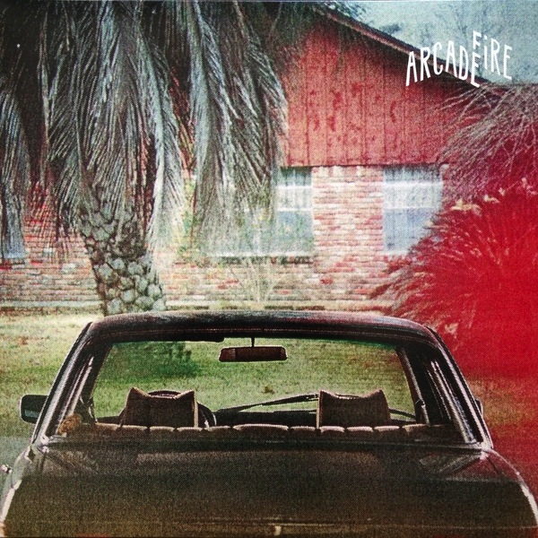 ARCADE FIRE - THE SUBURBS 2LP