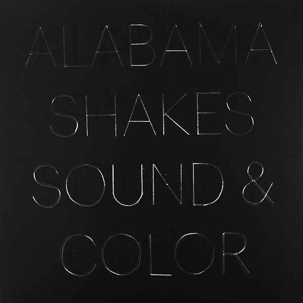 ALABAMA SHAKES - SOUND AND COLOR (CLEAR VINYL) 2LP