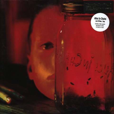 ALICE IN CHAINS - JAR OF FLIES/SAP 2LP