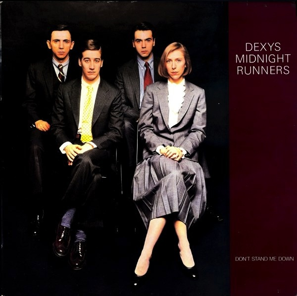 DEXYS MIDNIGHT RUNNERS - DONT STAND ME DOWN