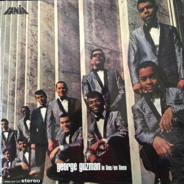 GEORGE GUZMAN - IN LINE LP