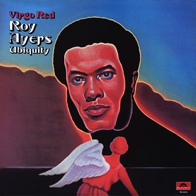 ROY AYERS - VIRGO RED LP