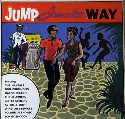 V/A - JUMP JAMAICA WAY LP