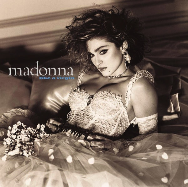 MADONNA - LIKE A VIRGIN LP