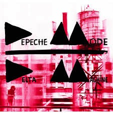DEPECHE MODE - DELTA MACHINE 2LP