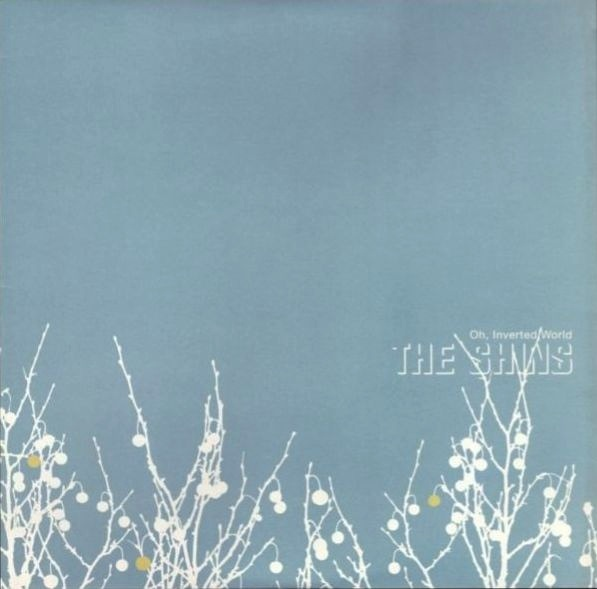 THE SHINS - OH INVERTED WORLD LP