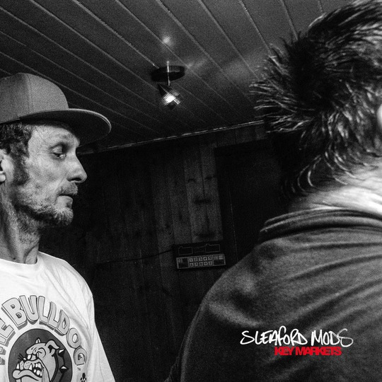 SLEAFORD MODS - KEY MARKETS LP