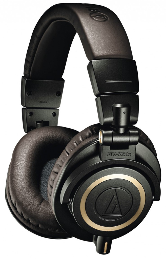 Audio Technica - Ath-M50Xdg Studio Headphones
