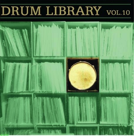 PAUL NICE - DRUM LIBRARY VOL. 10 LP