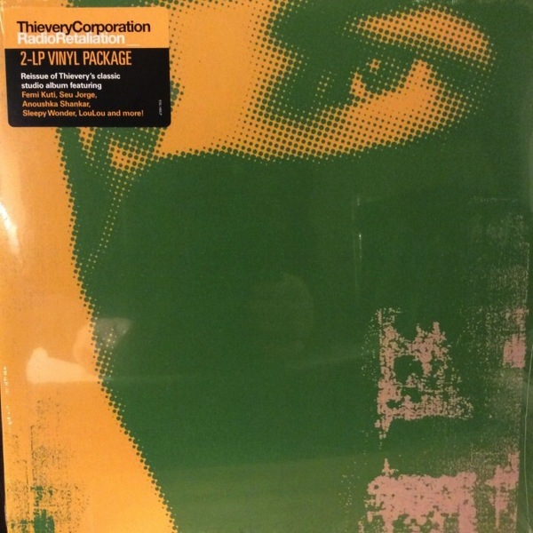 THIEVERY CORPORATION - RADIO RETALIATION 2LP