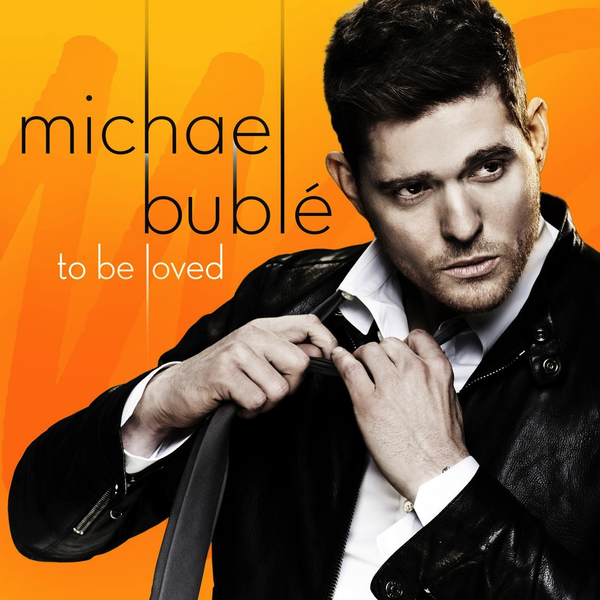 MICHAEL BUBLE - TO BE LOVED LP