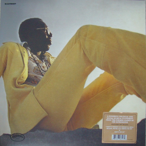 Curtis Mayfield ‎– Curtis LP