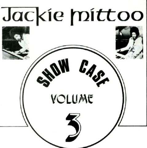 JACKIE MITTOO - SHOW CASE VOL. 3 LP