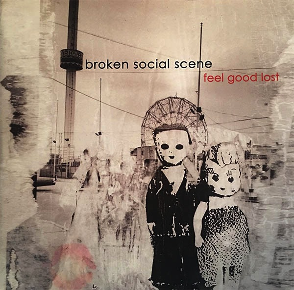 BROKEN SOCIAL SCENE - FEEL GOOD LOST (RM) LP