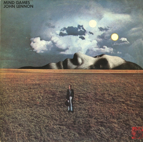JOHN LENNON - MIND GAMES LP (180 GRAM)