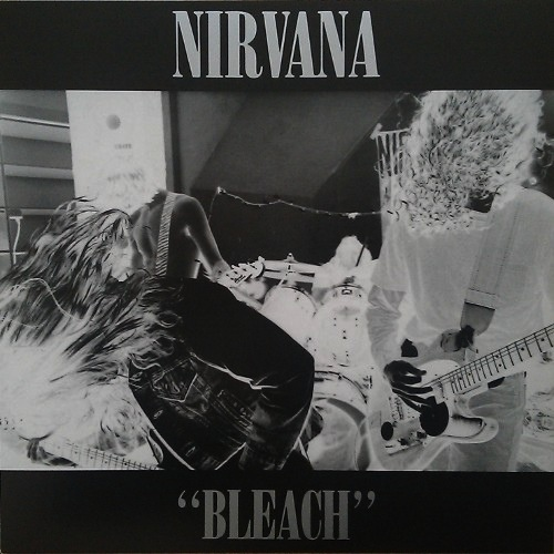 NIRVANA - BLEACH LP