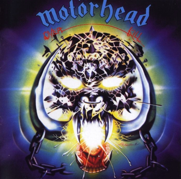 MOTORHEAD - OVER KILL LP (180 GRAM) LTD COLOURED VINYL