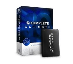 NATIVE INSTRUMENTS - KOMPLETE 10 ULTIMATE SOFTWARE