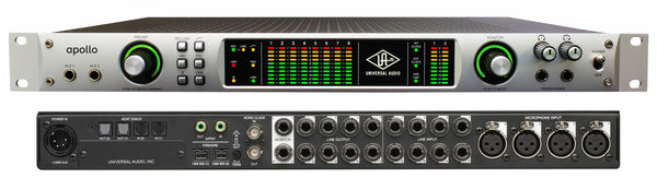 Universal Audio - Apollo 16 Interface with Realtime UAD Processing and Thunderbolt