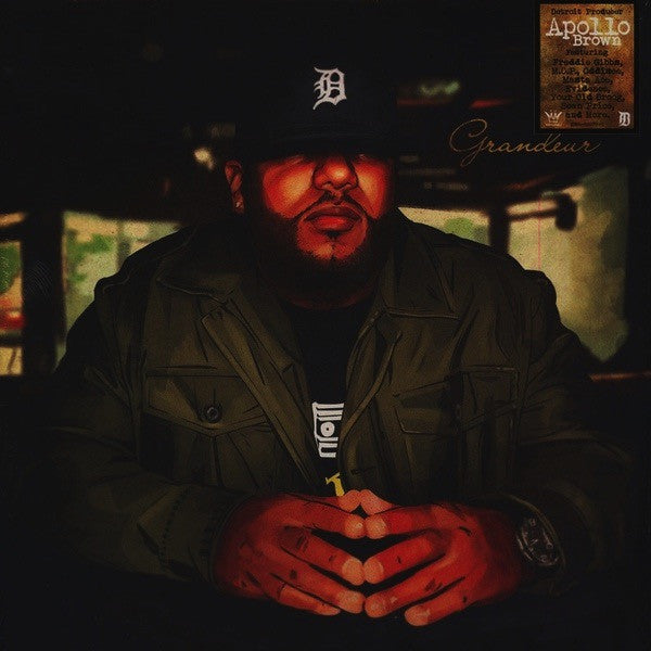 APOLLO BROWN - GRANDEUR 2LP (GREEN VINYL)