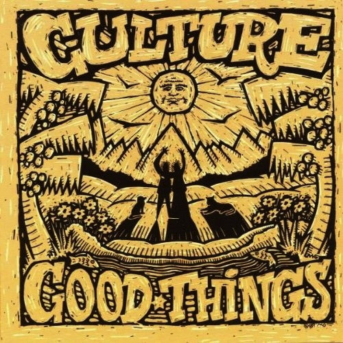 CULTURE - GOOD THINGS LP
