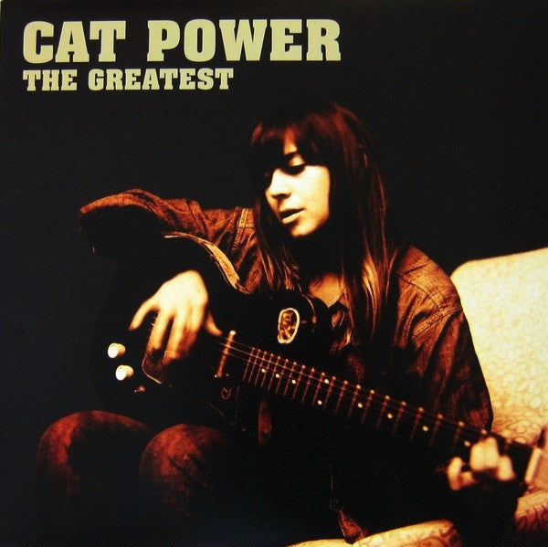 CAT POWER - THE GREATEST LP