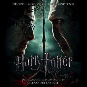 ALEXANDRE DESPLAT - HARRY POTTER & THE DEATHLY HALLOWS PART 2 2LP