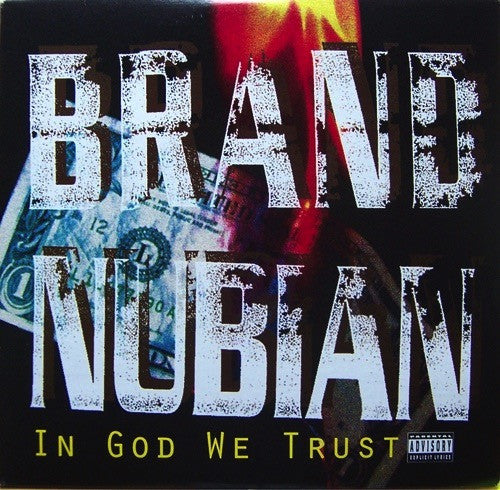 BRAND NUBIAN - IN GOD WE TRUST  2LP