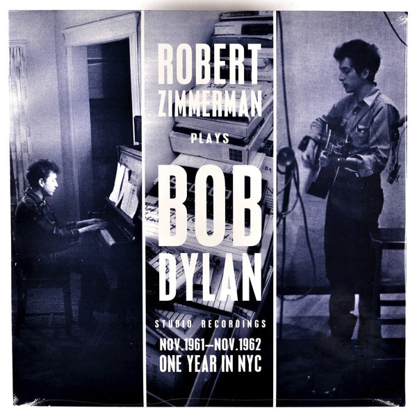 BOB DYLAN - ROBERT ZIMMERMAN PLAYS LP (180 GRAM)