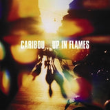CARIBOU - UP IN FLAMES LP+CD