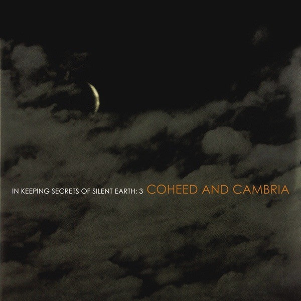 COHEED AND CAMBRIA - IN KEEPING SECRETS OF SILENT EARTH:3 2LP