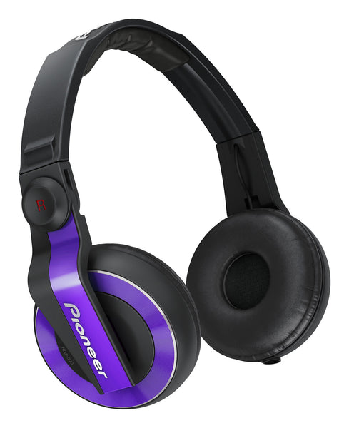 Pioneer - Hdj-500 Headphones Purple