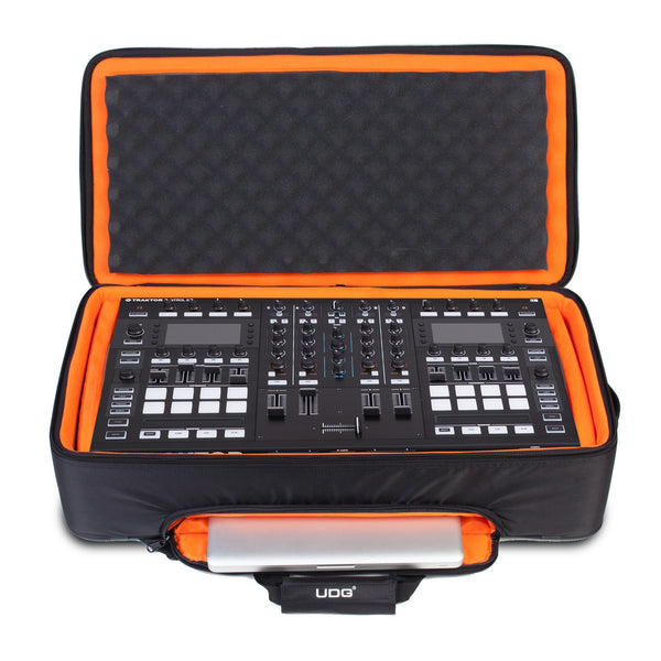 UDG - Ultimate MIDI Controller Backpack Large Black/Orange Inside