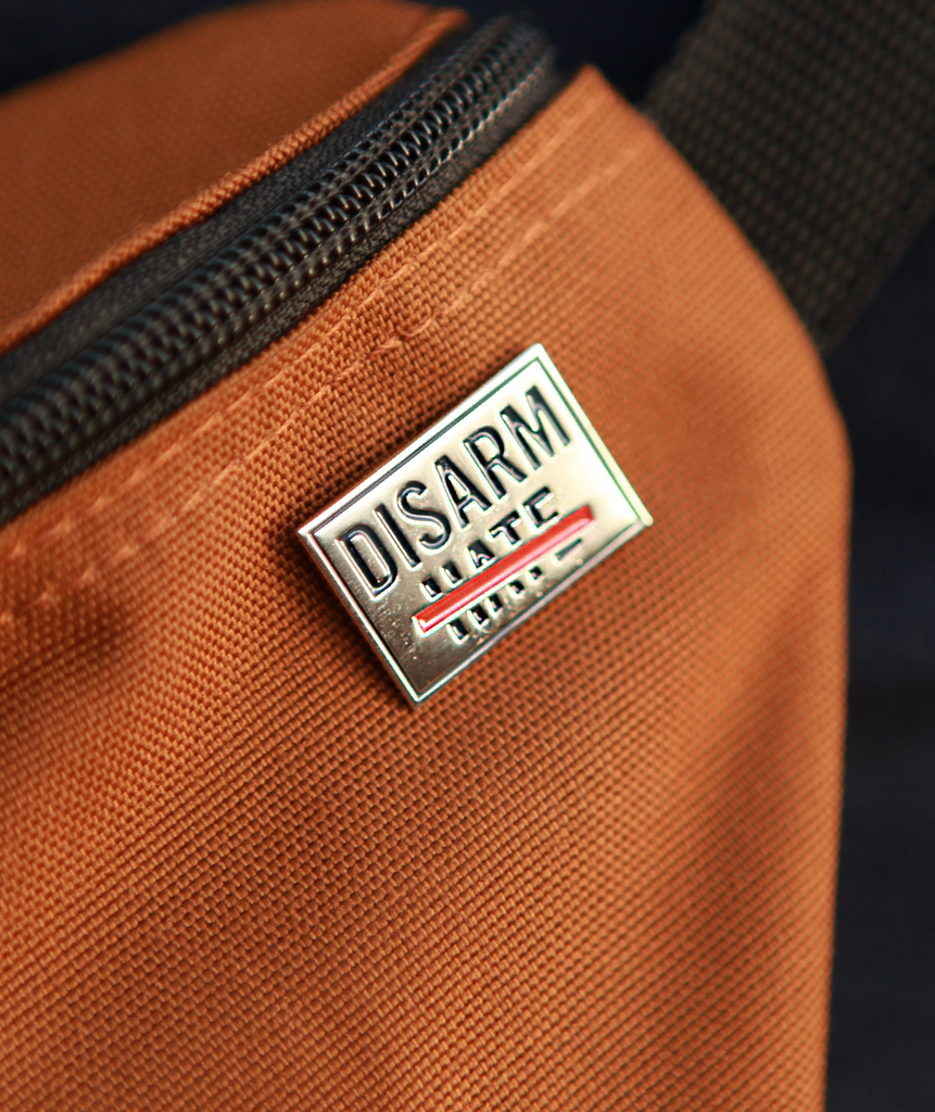 Disarm Hate Pin