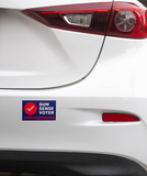 Gun Sense Voter Sticker Pack
