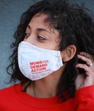 Moms Demand Action Adjustable Mask