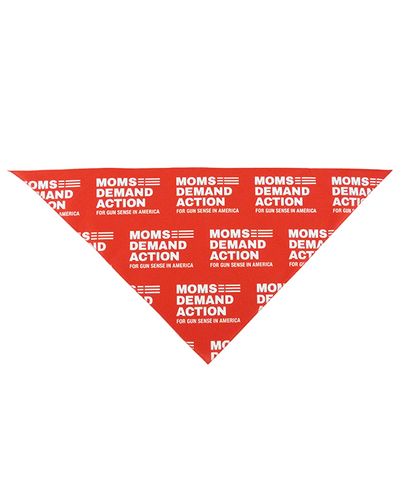 Moms Logo Pet Bandana