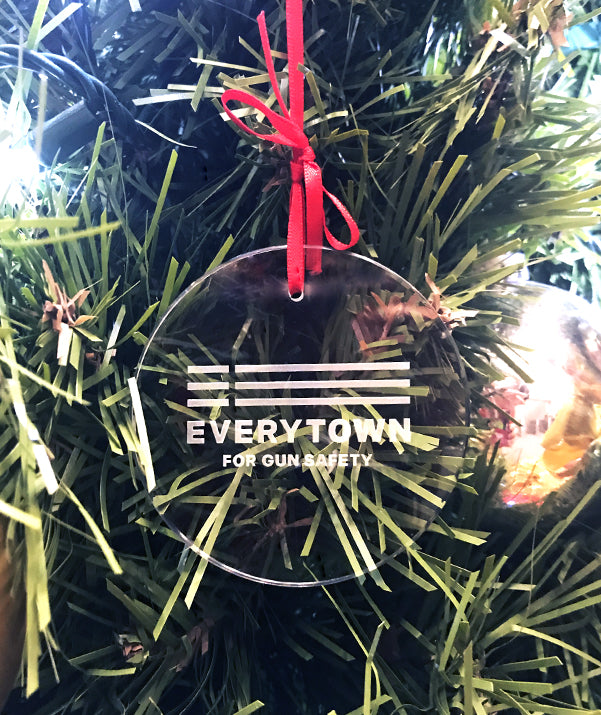 Everytown Glass Ornament