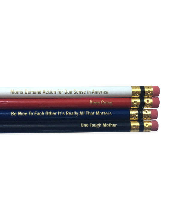 Write Your Representative Pencil Set