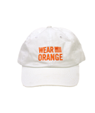 Wear Orange Baseball Hat