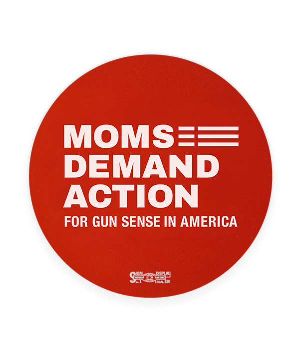 Moms Demand Action Magnet
