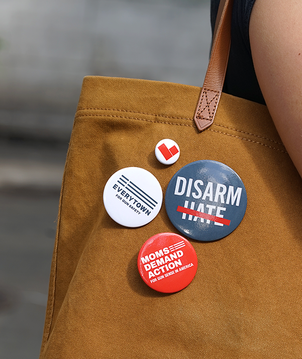 Disarm Hate Button Pack